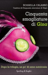 Cinquanta smagliature Gina – cover
