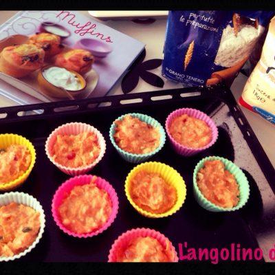 I love muffin!