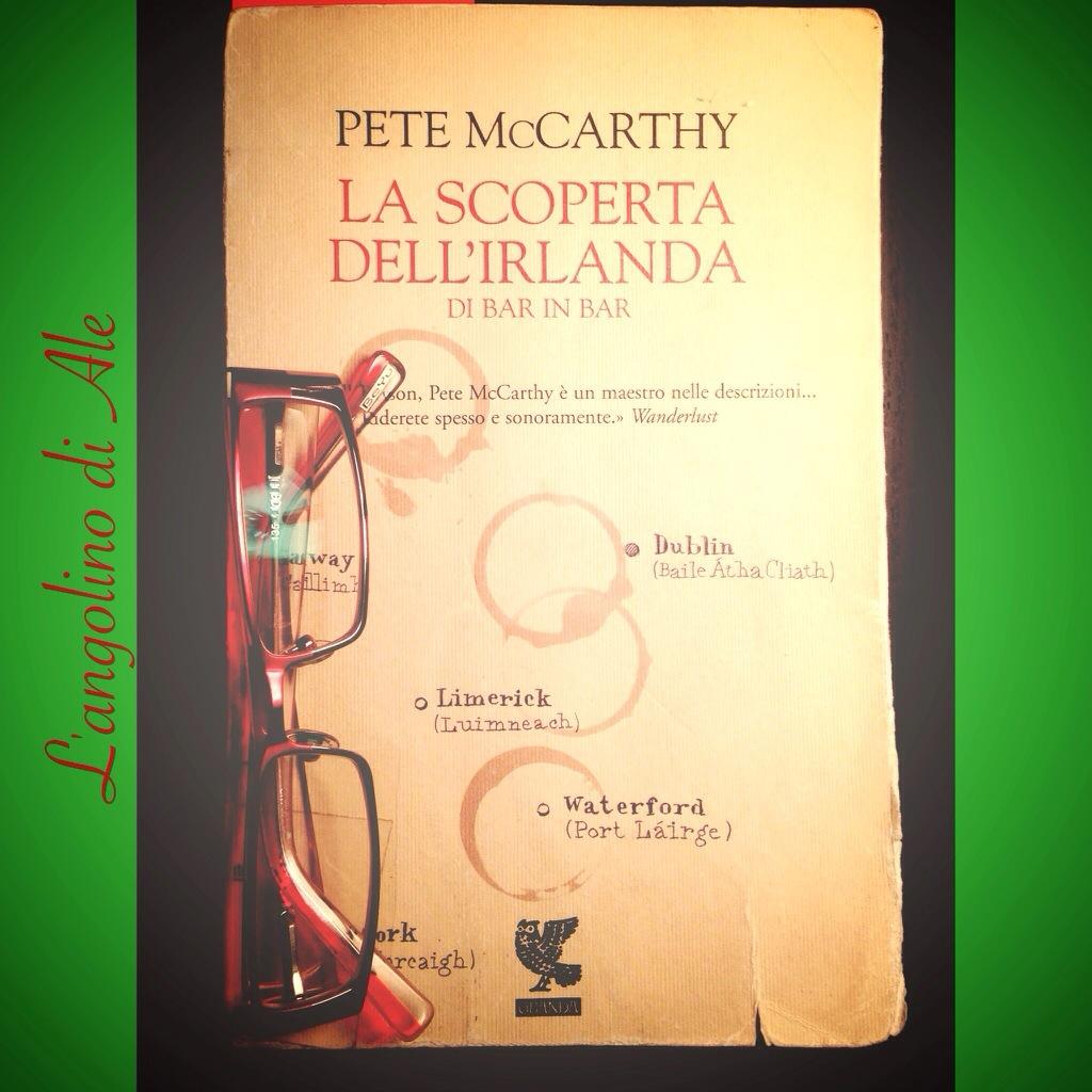 La scoperta dell'Irlanda di bar in bar di Pete McCarthy