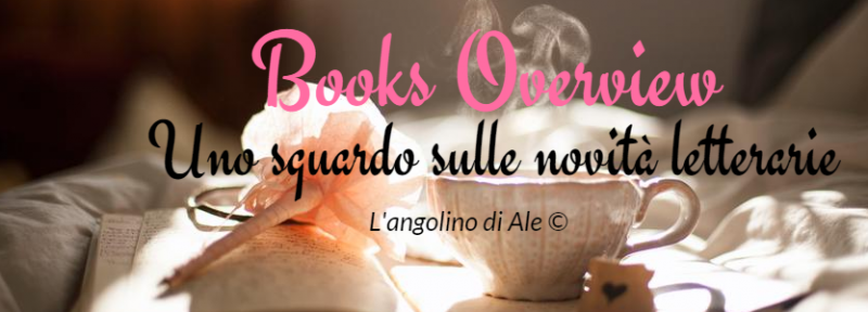 Books Overview – L'angolino di Ale copyright
