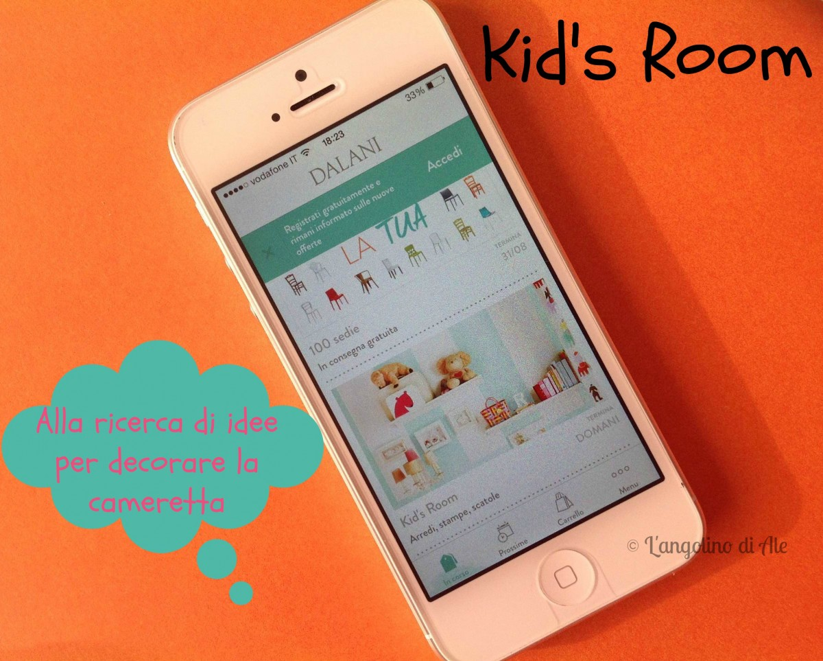 Kid's room - Looking for inspiration - Alla ricerca di idee ed ispirazione per la casa - Dalani App
