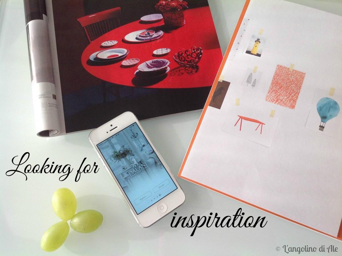 Looking for inspiration - Alla ricerca di idee ed ispirazione per la casa - Dalani