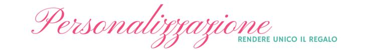 Banner Personalizzazione