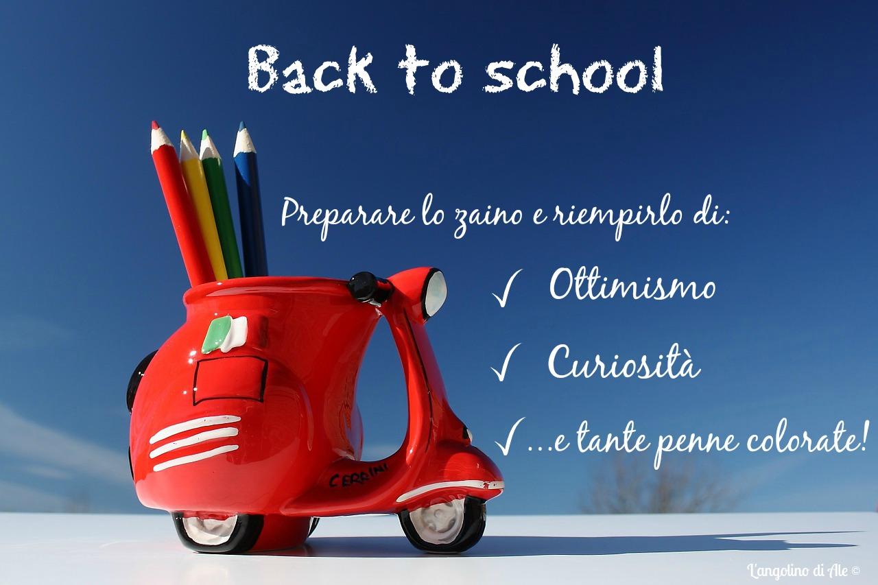 Back to school: tra passato, presente e futuro