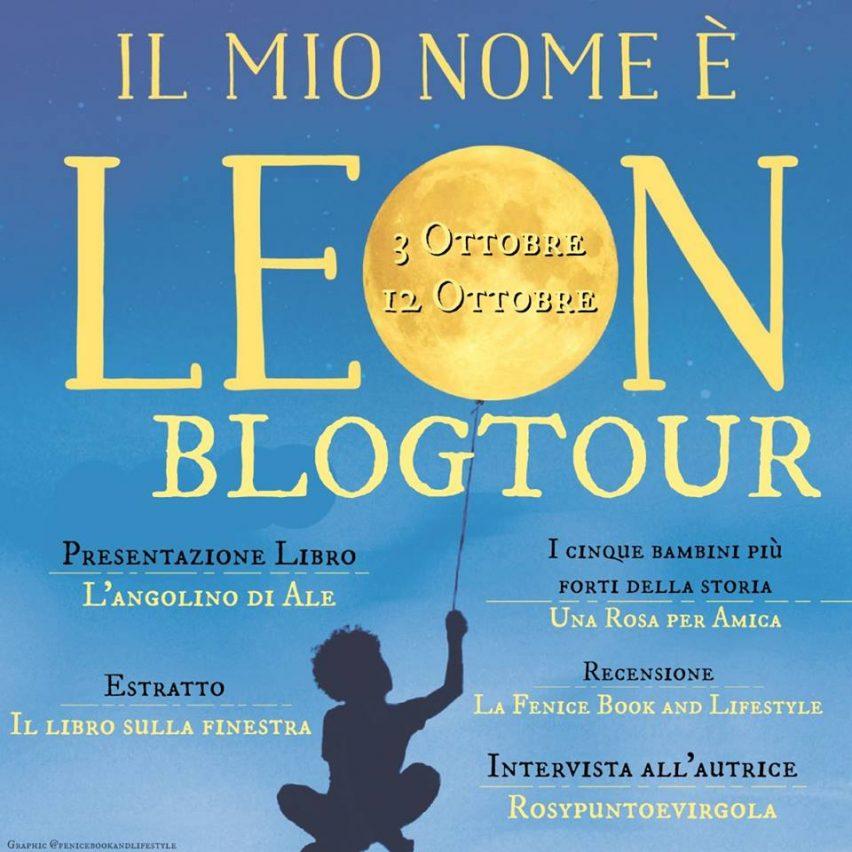 Il mio nome è Leon di Kit De Waal_blogtour