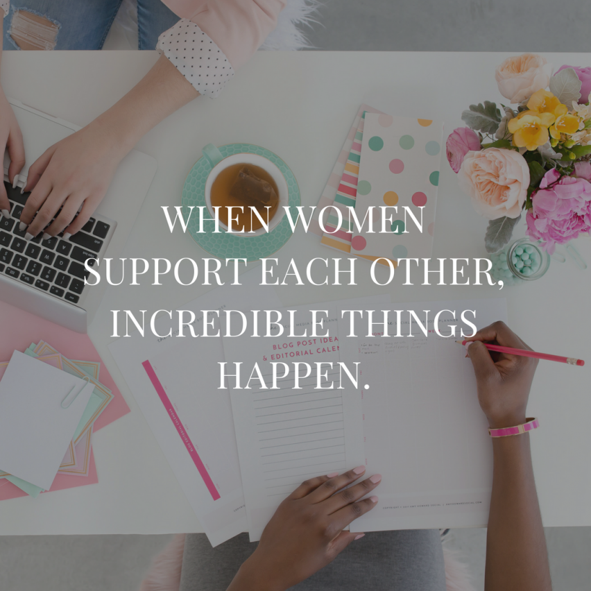 Ecco quando la collaborazione (tra donne e blogger) funziona