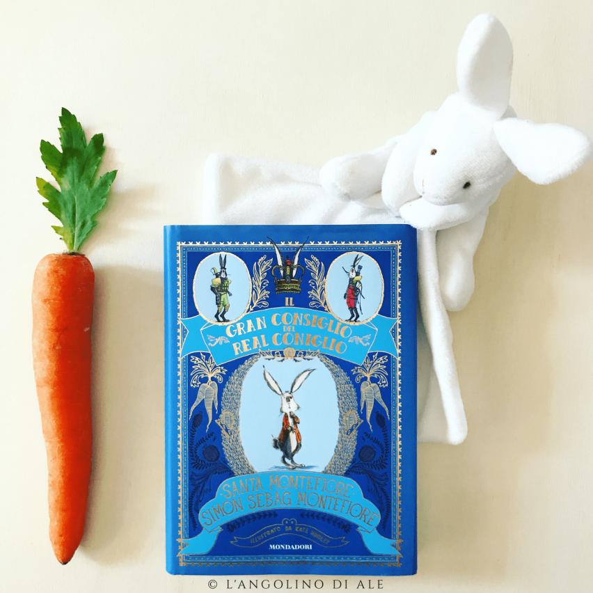 Il gran consiglio del Real Coniglio di Santa e Simon S. Montefiore