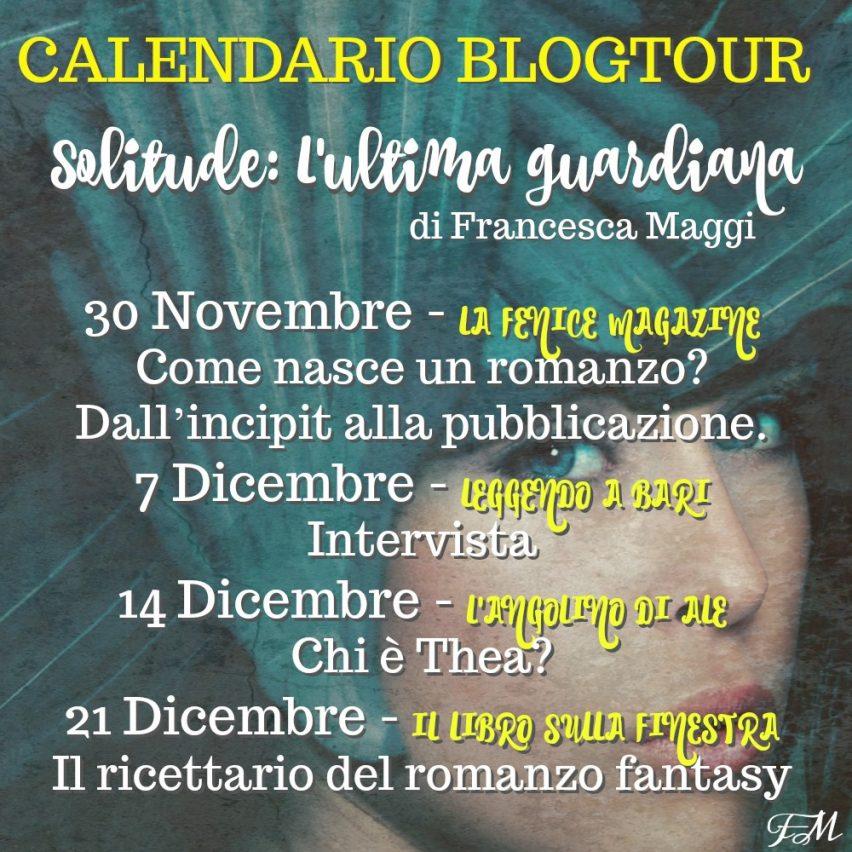 Solitude: L'ultima guardiana di Francesca Maggi