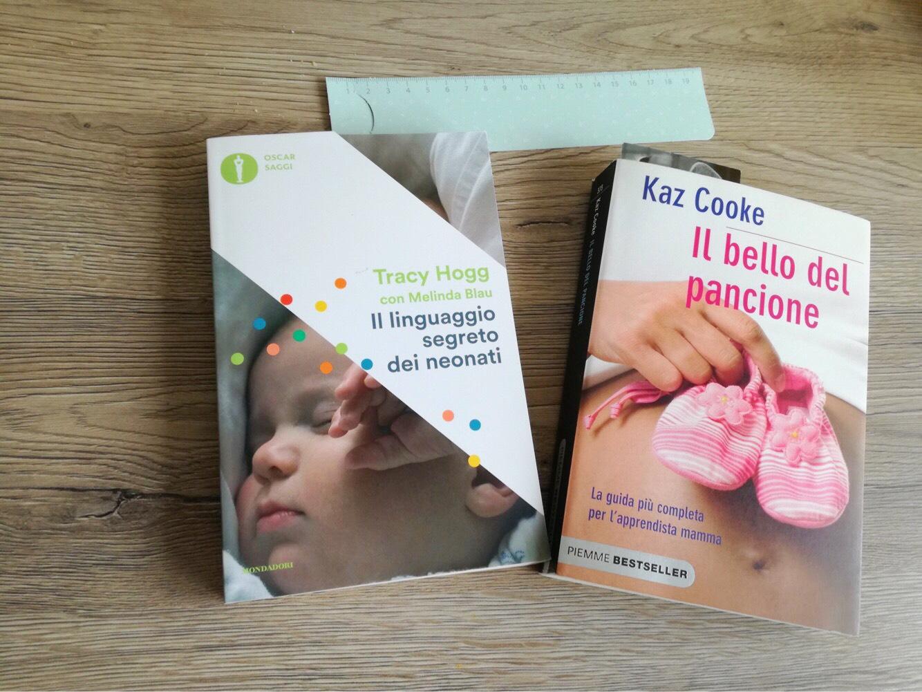 Cosa leggere quando si aspetta un bambino