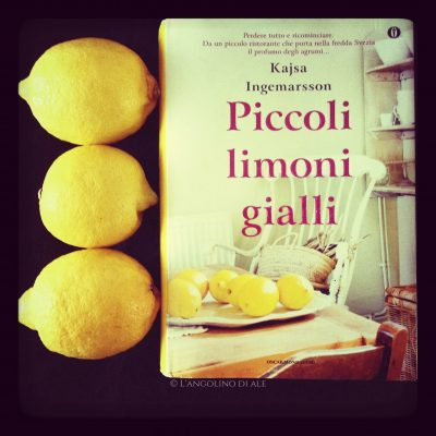 Piccoli limoni gialli di Kajsa Ingemarsson