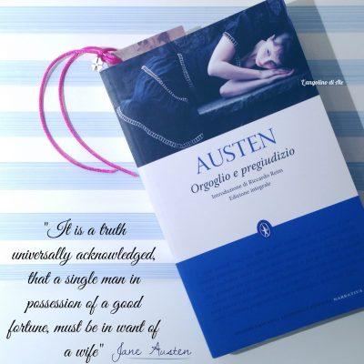 Orgoglio e pregiudizio di Jane Austen