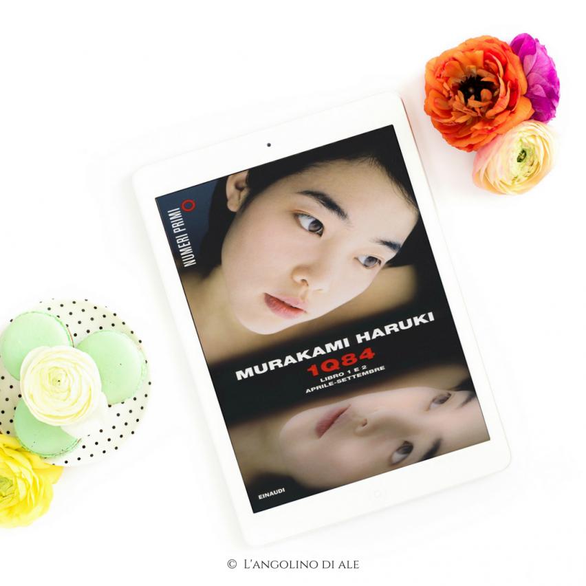 1Q84 Libro 1 e 2 aprile-settembre di Murakami Haruki
