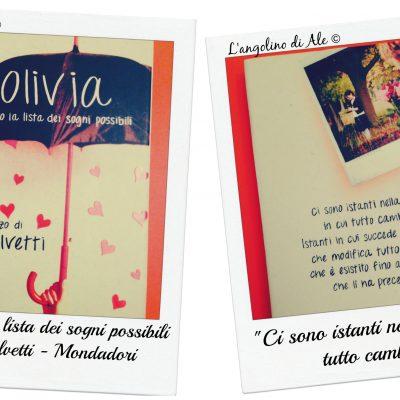 Olivia L'angolino di Ale