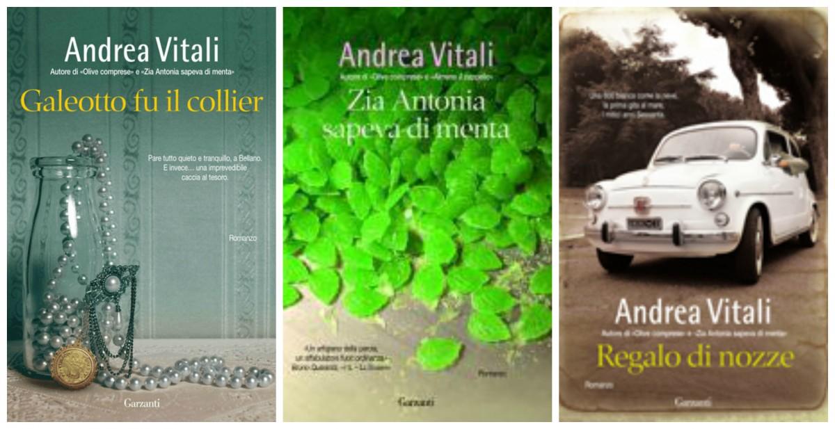 Andrea Vitali Libri (L'angolino di Ale)