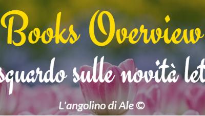 Books overview – L'angolino di Ale