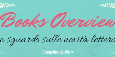 Books Overview – L'angolino di Ale (1)