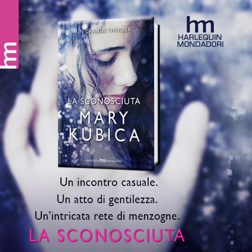 La sconosciuta - Mary Kubica (1)