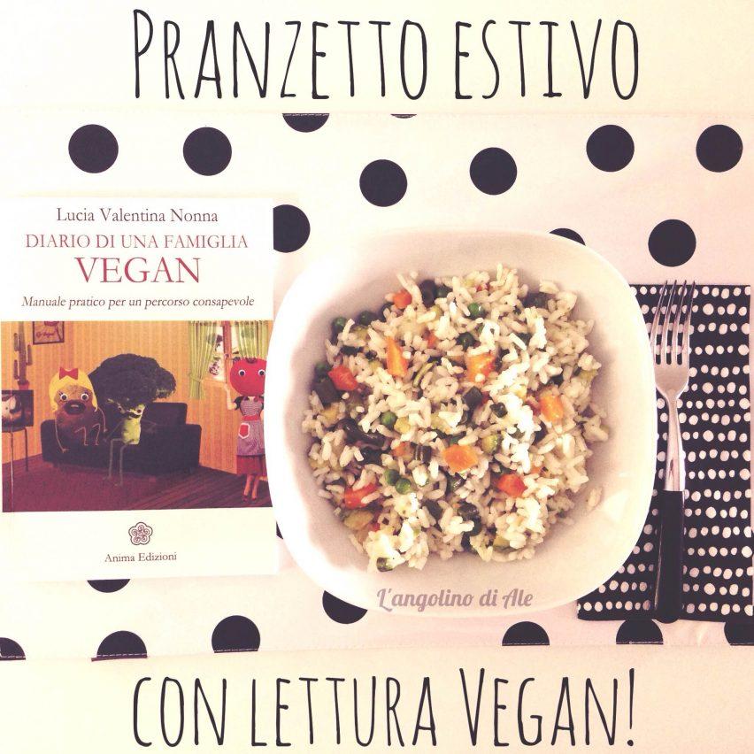 Diario di una famiglia Vegan di Lucia Valentina Nonna