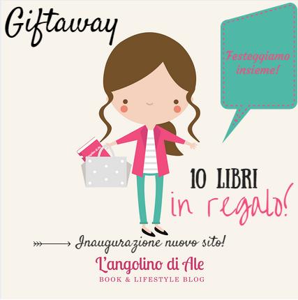 Giftaway L'angolino di Ale (settembre 2015)