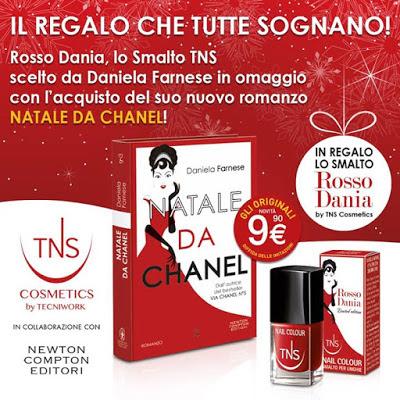 Rosso Dania - Natale da Chanel
