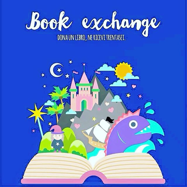 Book Exchange - logo