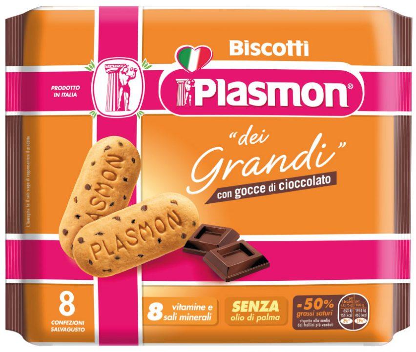 Il desiderio di crescere restando sempre bambini, con un biscotto (Plasmon!)