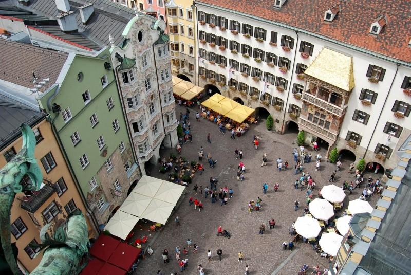 Innsbruck una città da scoprire
