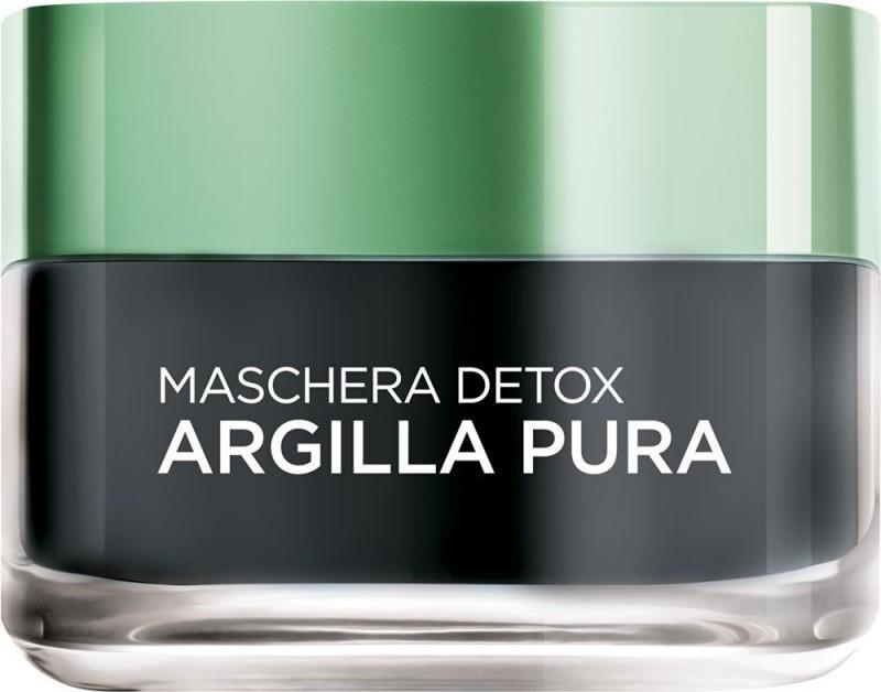 MASCHERE ARGILLA PURA