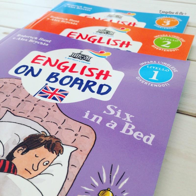 imparare l'inglese divertendosi