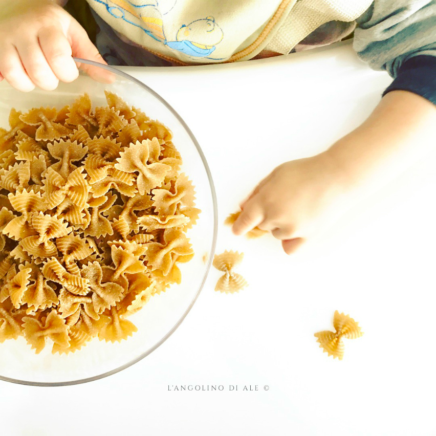 Come far mangiare i bambini senza perdere la testa