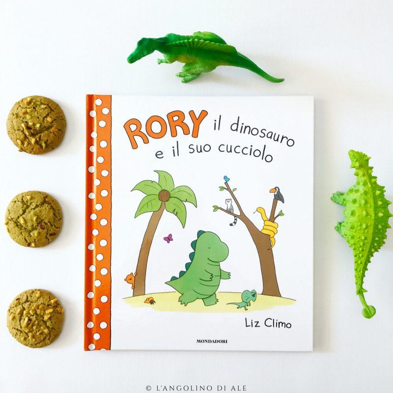 Rory il dinosauro e il suo cucciolo di Liz Climo