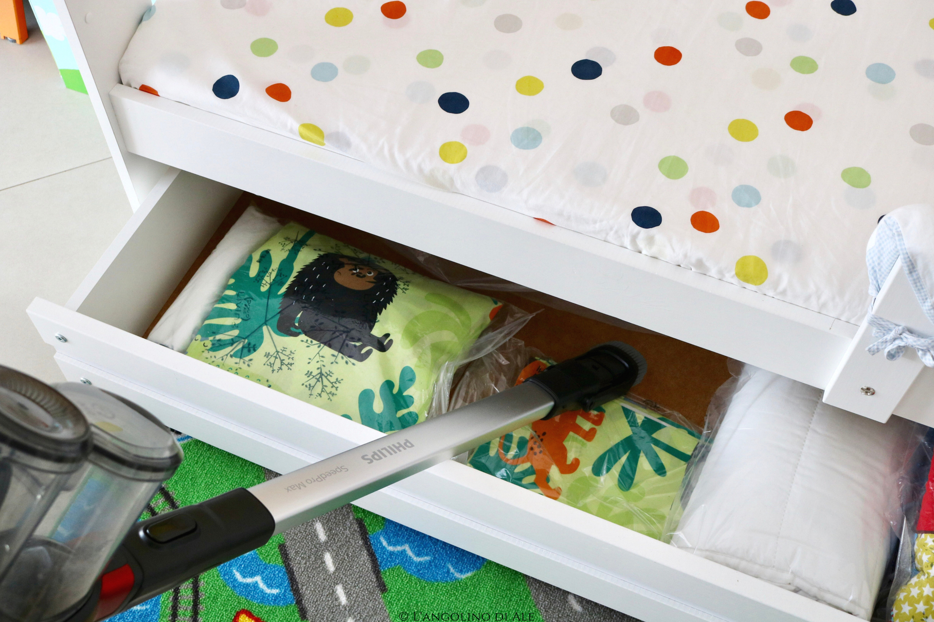 Organizzare le pulizie di casa quando si ha un bambino (e/o si lavora)