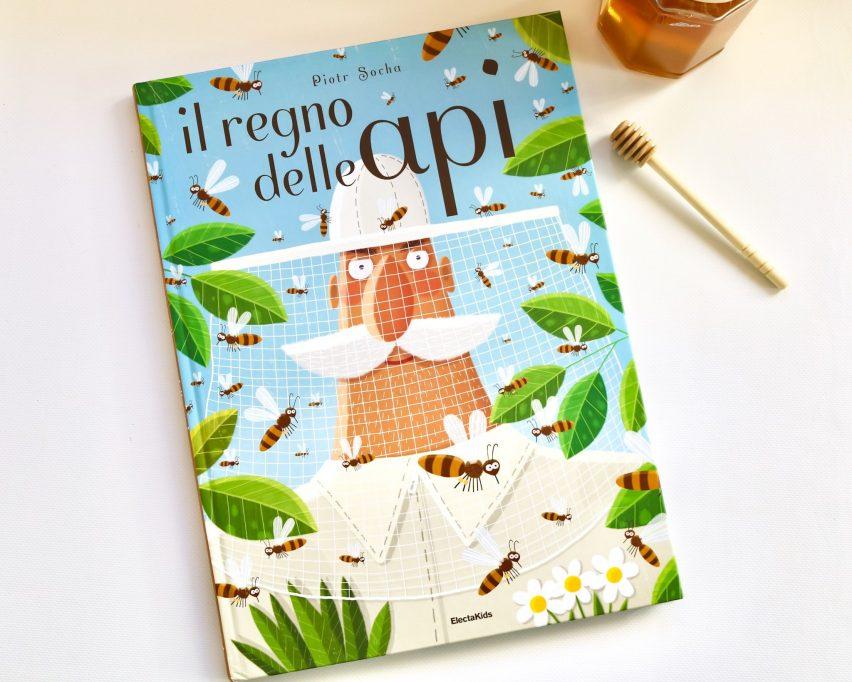 Il regno delle api di Piotr Socha